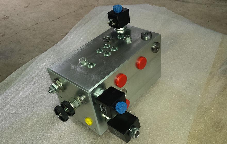 Palops blok - Hidravlika - Robotehnika d.o.o. - Konstruiranje strojev in naprav
