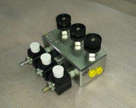 Namenski blok - Hidravlika - Robotehnika - Konstruiranje strojev in naprav