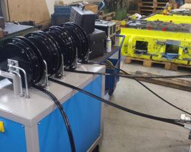 Naprava za vzporedni dvig - Hidravlika - Robotehnika d.o.o. - Konstruiranje strojev in naprav