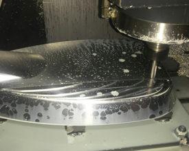 CNC obdelava - Robotehnika - Konstruiranje strojev in naprav
