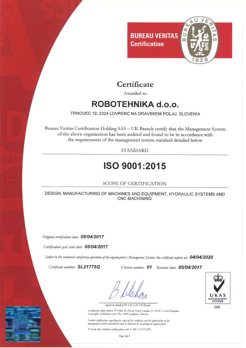ISO 9001 ANG